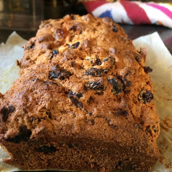 Everyday Healthy Tea Bread
