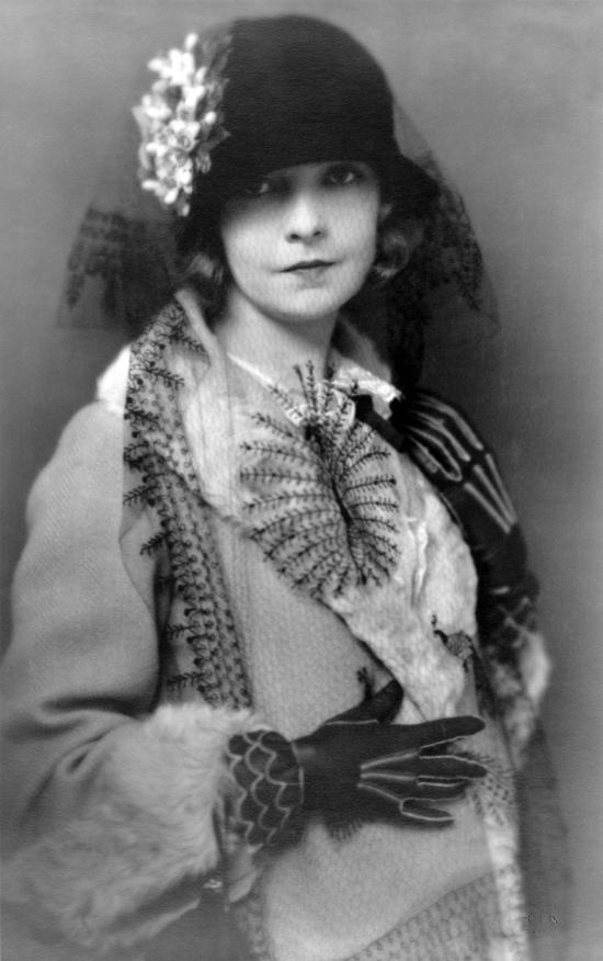 1920s Screen Icons: Lillian Gish