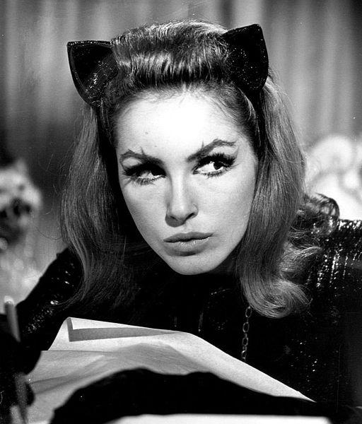 Julie Newmar Catwoman