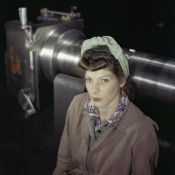 What Women Really Looked Like during WW2