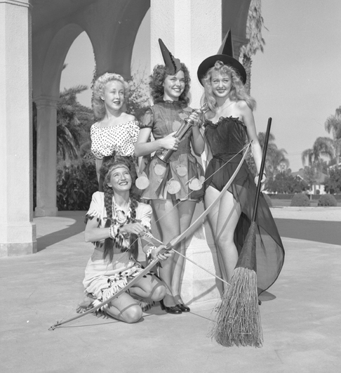 Vintage beauty contests