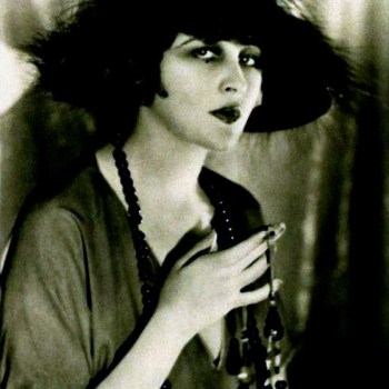 Silent Movie Stars: Anna Q. Nilsson
