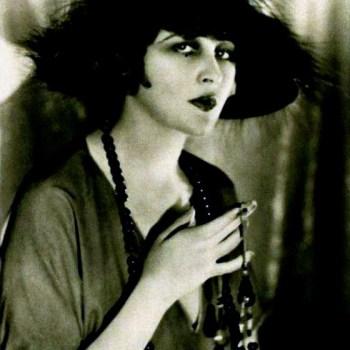 Silent Movie Stars: Anna Q. Nilsson