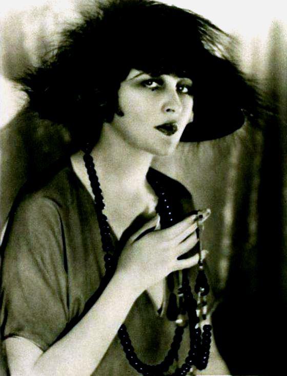 Silent Movie Stars: Anna Q Nilsson