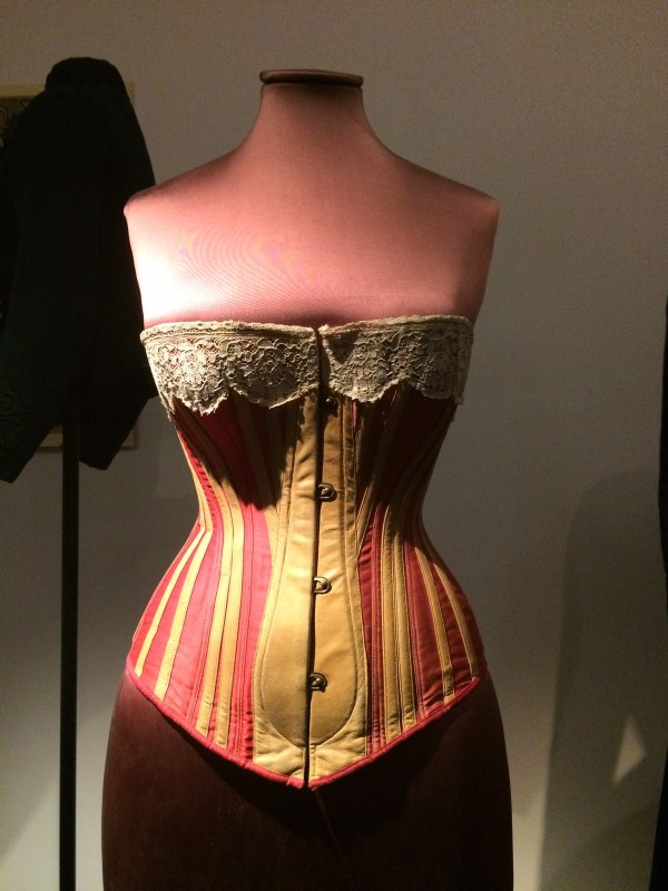 What the Victorians wore under their dresses