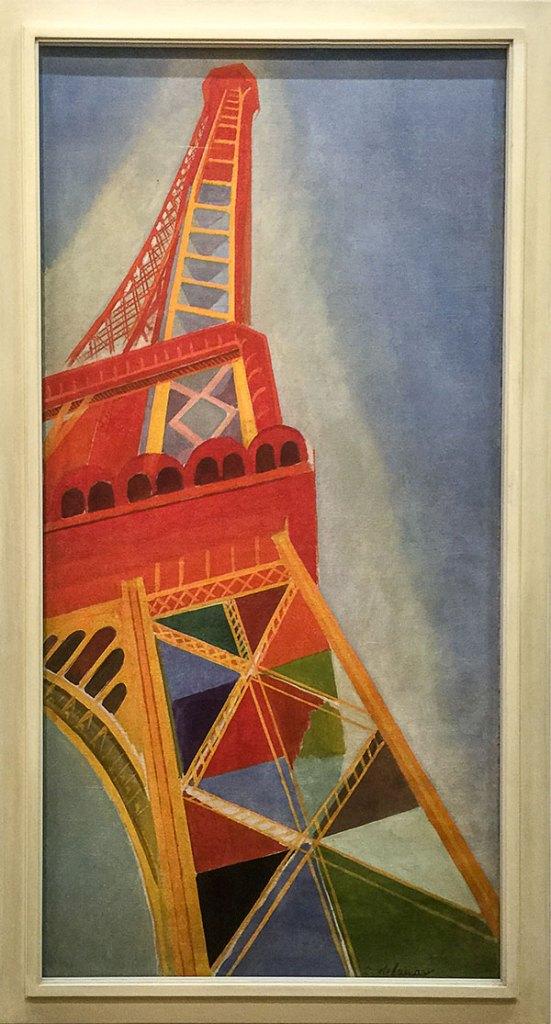 Eiffel Tower 1920s Paris