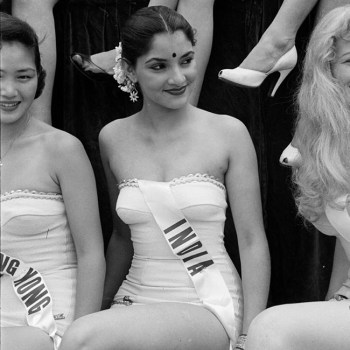 The First Ever Miss Universe Contest, 1952