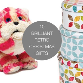 10 Brilliant Retro Christmas Gifts
