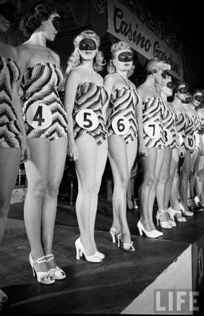 Miss Lovely Legs 1949