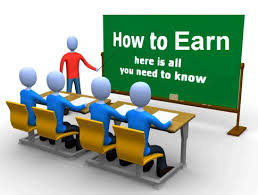 Online earning 