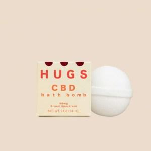 Hugs - CBD 泡澡球 葡萄柚
