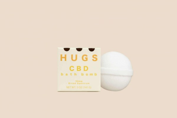 Hugs - CBD 泡澡球 檸檬草