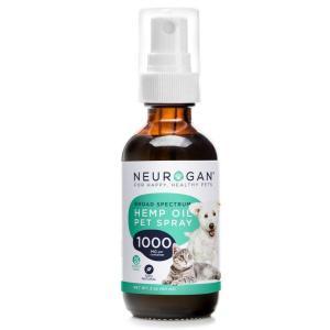 Neurogan寵物專用漢麻素口服油 1000mg/60ml 大包裝