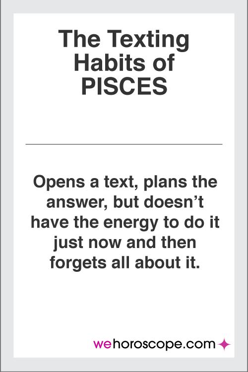 pisces-texting-habits