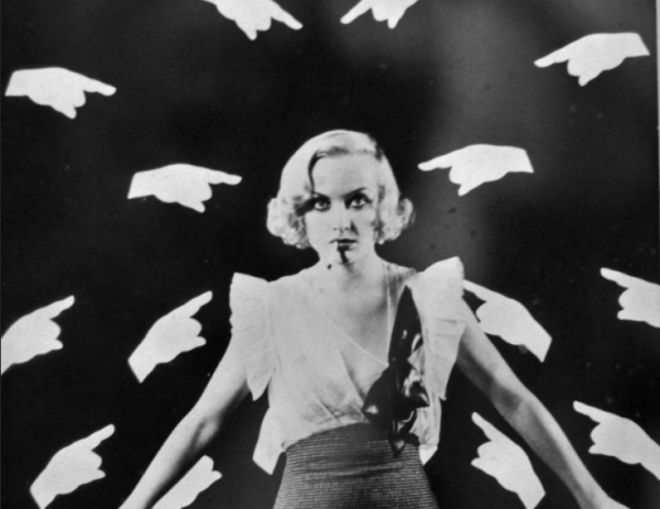 It's all Carole Lombard's fault.