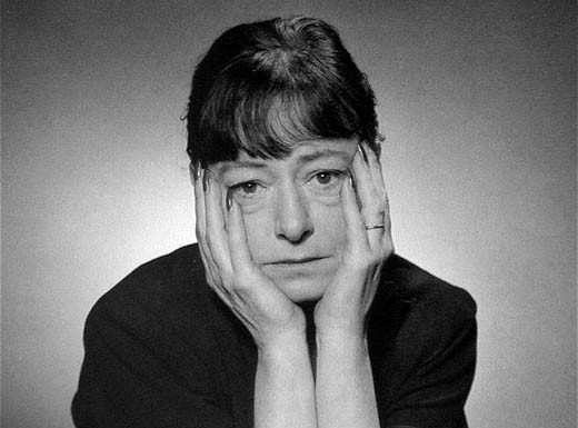 Dorothy Parker would like to remind you that women are also capable of making jokes.