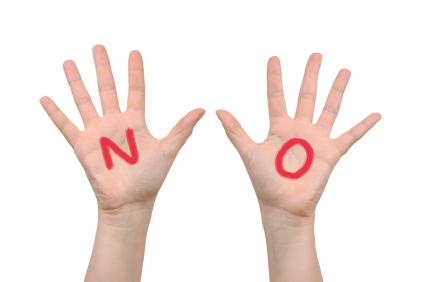 Start-Saying-No