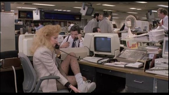 Melanie Griffith in Working Girl: An agent of Cutural Marxist oppression?
