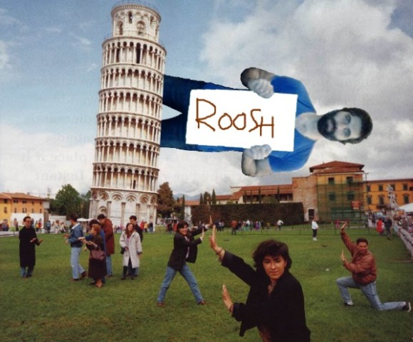 Roosh in Italy