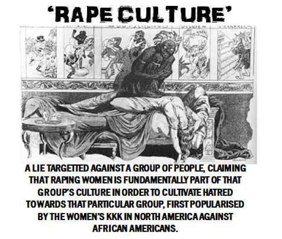 rapecult