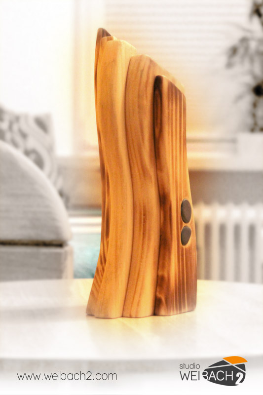 WEIBACH2 - Wooden Curved Layers 2