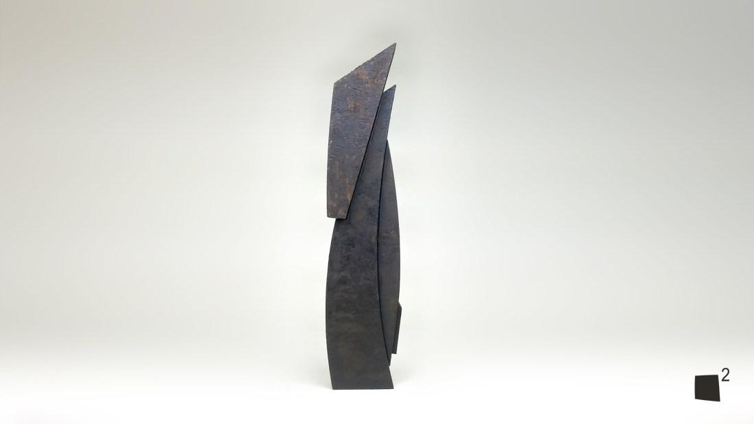 Akina Banwara Black - Weibach2 sculpture