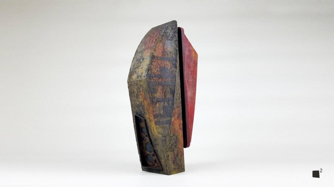 Banta 2.0 - abstract sculpture - Weibach2