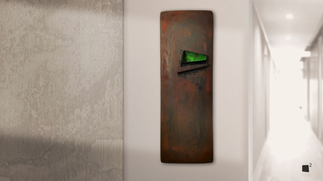 Fragment 140920 - Abstract Wall Art / Sculpture - Weibach2