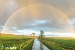 Regenbogen-mega-kitsch!