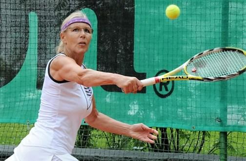 Fokus auf den Ball - Margreth Beyer