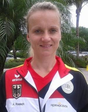 Angelika Roesch Spielerprofil