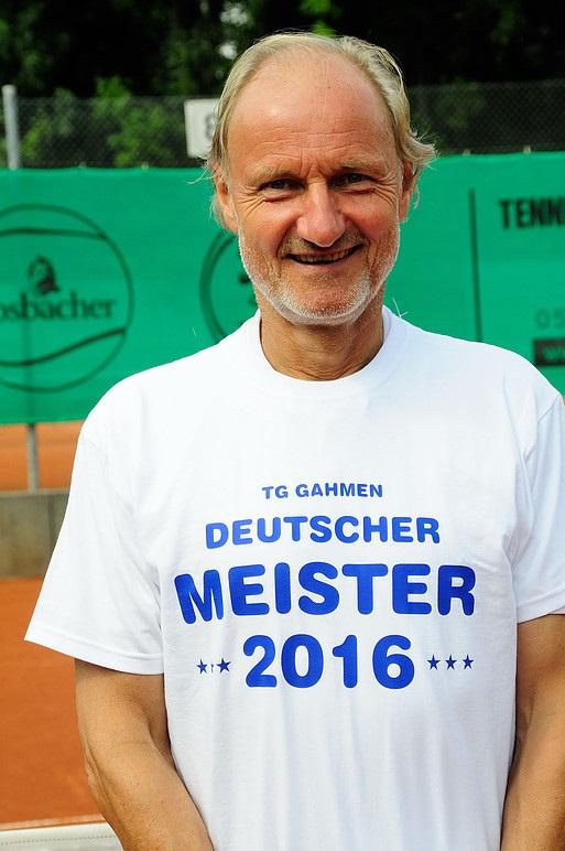 Jürgen Ackermann Spielerprofil