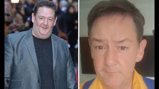 Johnny Vegas whips fans into a frenzy as he reveals weight loss in barely recognisable pic - Johnny Vegas whips fans into a frenzy as he reveals weight loss in barely recognisable pic