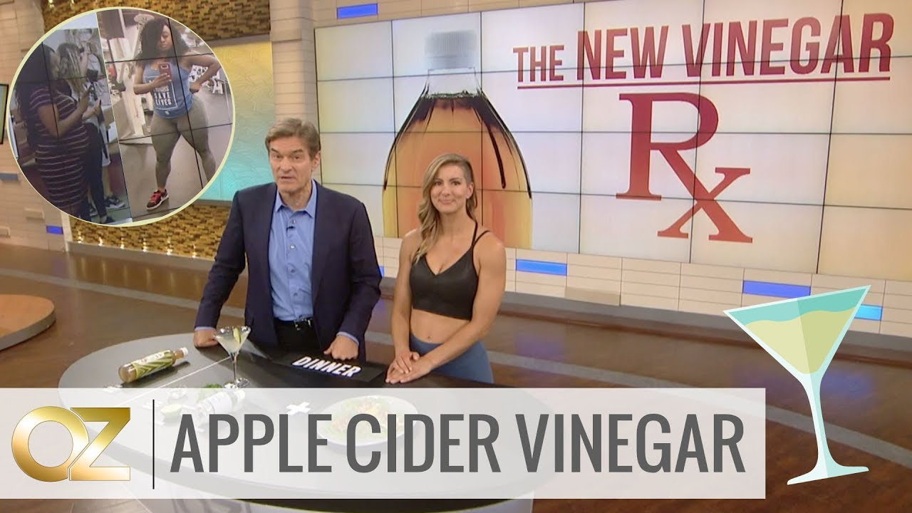 The Weight Loss Benefits of Apple Cider Vinegar - The Weight Loss Benefits of Apple Cider Vinegar