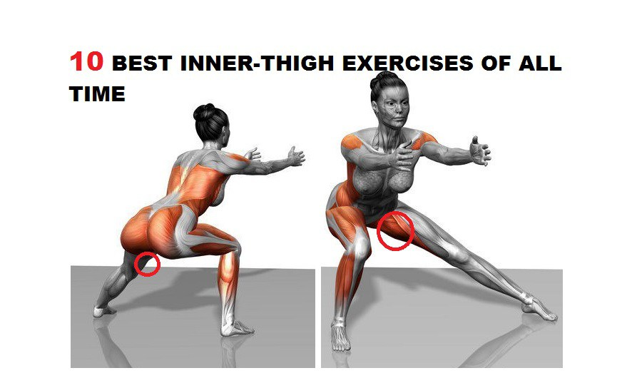 The Best Inner Thigh Exercises Of All Time