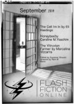 Flash Fiction Online Issue #12 September 2014 cover - click to view full size