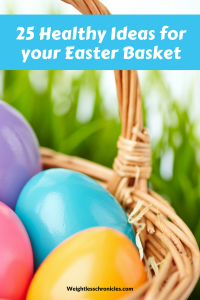 25 Healthy Ideas for your Easter Basket