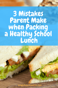 3 mistakes parents make when packing a healthy school lunch photo