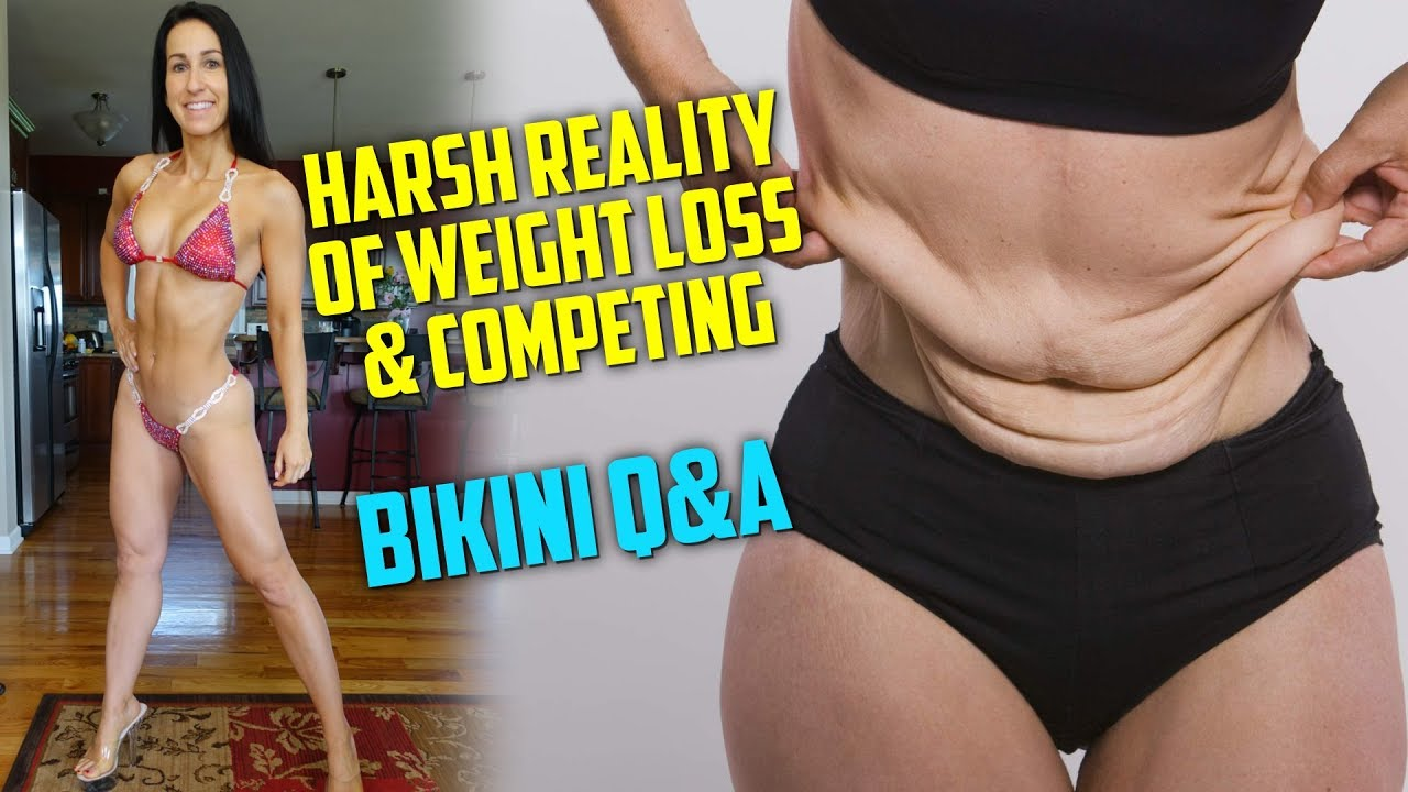 maxresdefault 54 - Bikini Q&A - Harsh Reality Of Weight Loss and Competing