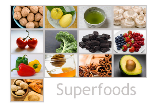 Eating Superfood for Weight Loss - Superfoods for Weight Loss