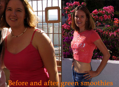 Before and after - 500 Calorie Diet Weight Loss