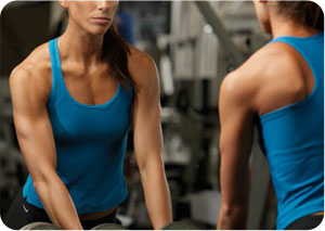 high intensity training and body fat