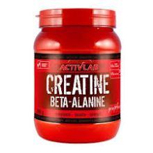 Beta Alanine and Creatine Stack