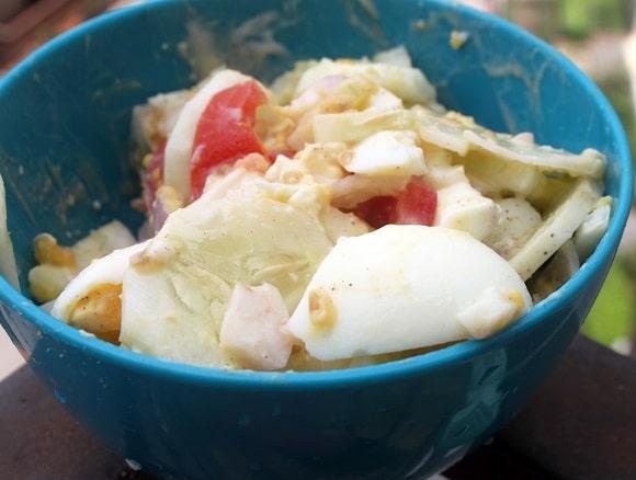 Egg Salad Protein Recipes