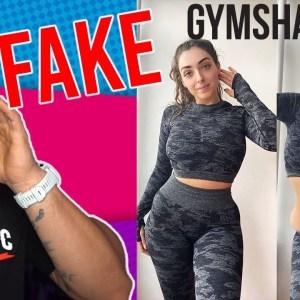 Gymshark is FAKING Body Positivity..