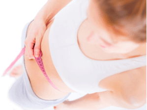 A Woman Understanding Obesity and Measuring Her Waist