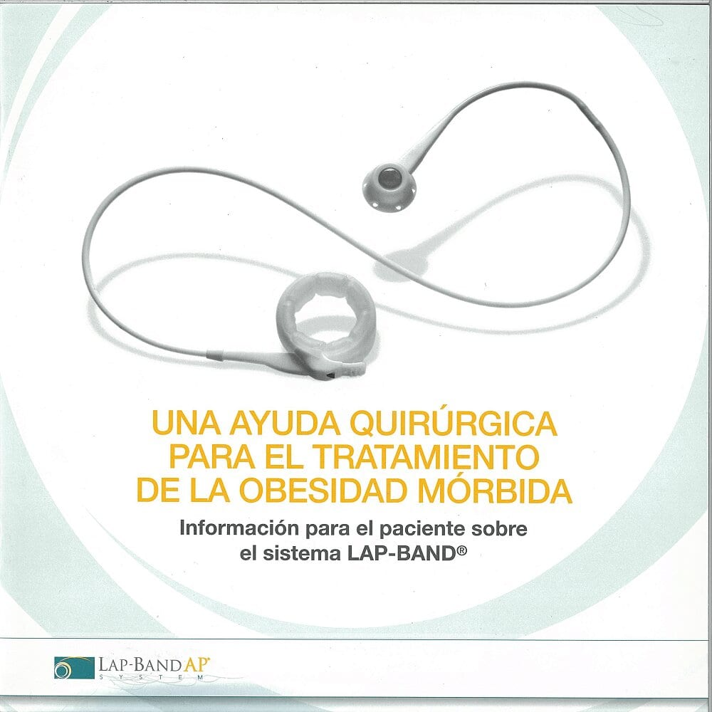 Our gastric band system