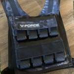 40 LB V-FORCE® Short Weight Vest - Free Shipping USA