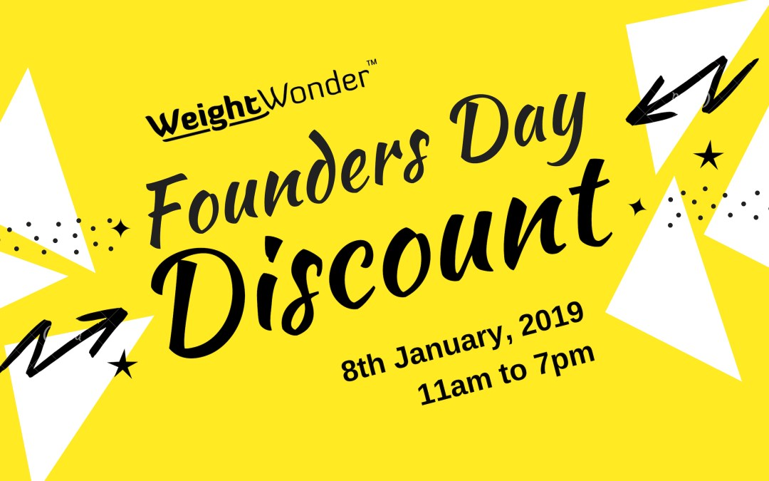 Founders Day Flash Sale 2019
