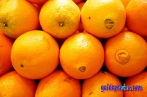 Weihnachten Karte kostenlos, Advent, Orangen